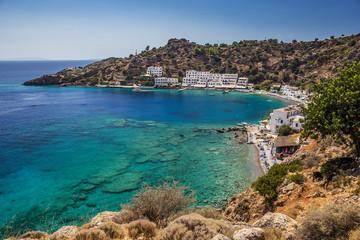 Village of Loutro, Crete