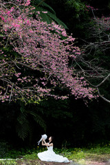花 フォトブライダル