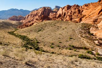 Red Rock Canyon, Southern Nevada, USA