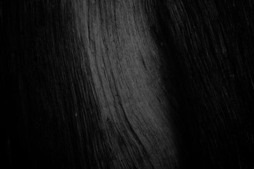 Black wooden texture background blank for design