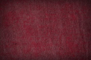 blank Red chalkboard for background design