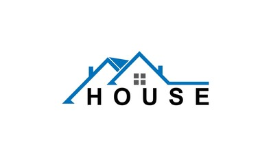 roof house business logo