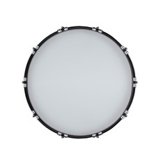 drum isolated on white