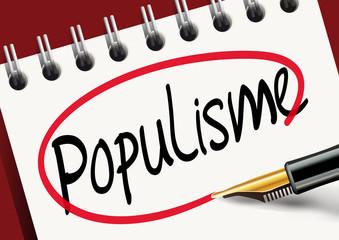 Populisme politique