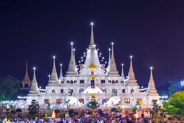 Asokaram Temple, Samutprakarn Province, Thailand