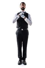 Luxury waiter