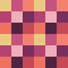 Polka dot seamless wallpaper pattern or background set.