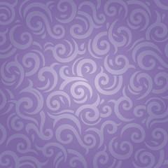 Pale wedding lavender violet luxury vintage design pattern vector