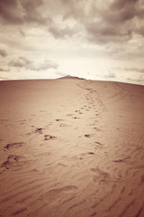 Dune of Pilat, the tallest sand dune in Europe