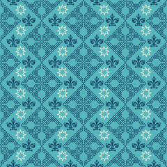 vector indian pattern
