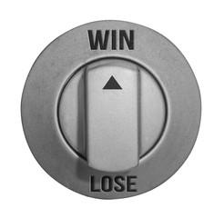 win or lose button