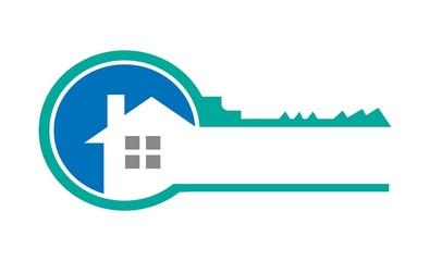 house key secure logo