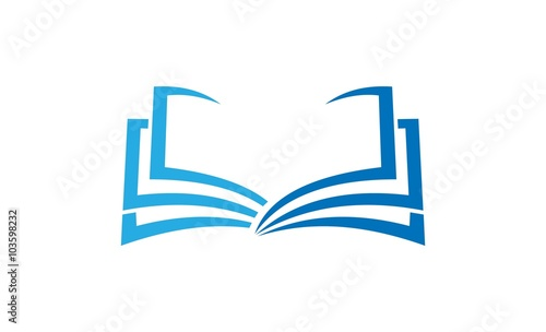 Quot Book Education Logo Quot Stock Image And Royalty Free Vector