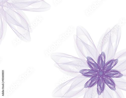 Abstract purple flower on white background stock photo and royalty abstract purple flower on white background mightylinksfo