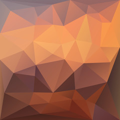 Polygonal mosaic background in rose and red colors.
