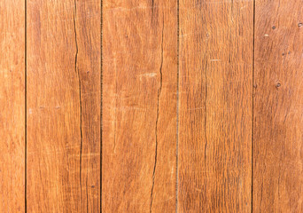 Light brown wooden planks background texture