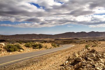 desert turn