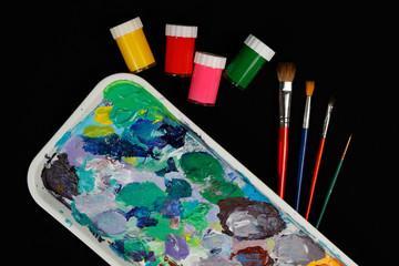 Painters equipment