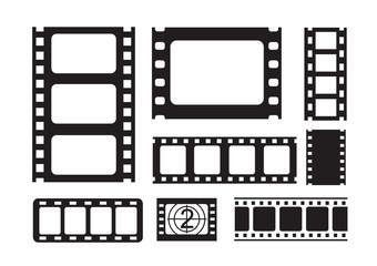 film strip icons