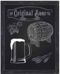 beautiful mug with beer and foam beautiful mug with beer and foa