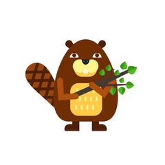 Cartoon Beaver Icon