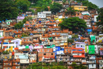 Favela Fototapete