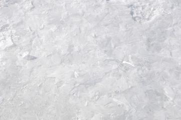 Frozen ine background