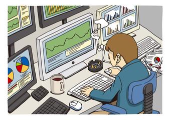 trader