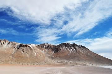 Caminho no deserto