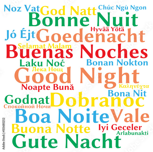Good in different languages