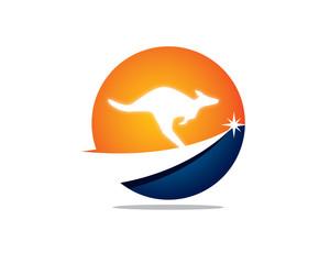 kangaroo run chasing star