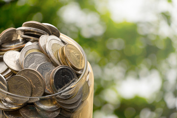 saving money ,cash concept