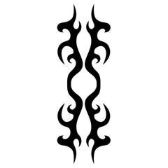 Tattoos. Stencil. Patterns. Design. Ornament.