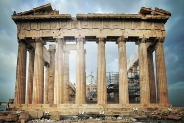 Parthenon, Acropolis in Athens