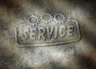 Service Gear  Retro P
