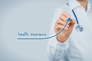 Increase health insurance care