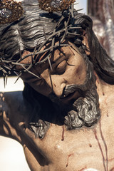 hermandad del cristo de Burgos, Semana santa de Sevilla