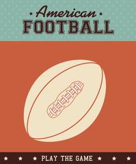 American Football sport game