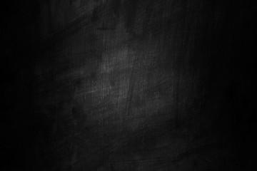 Black grunge wood texture background.