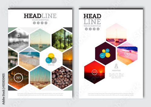 Search Photos Brochure - Brochures design templates