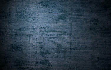 Verwitterte alte grau blaue Oberfläche als Hintergrund