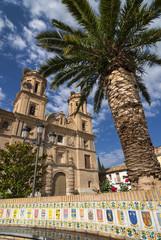 Villafranca de Ebro (Aragon, Spain)