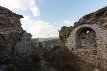 Jerusalem, ancient building architecture