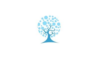 tree icon vector logo