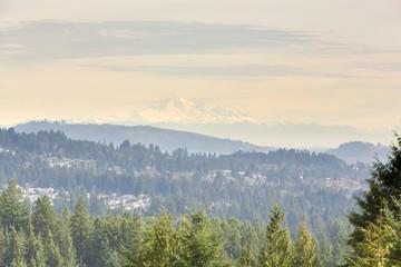the imagre of Baker mountain