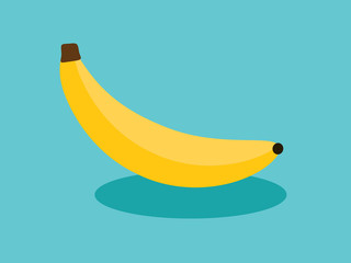 Banana flat