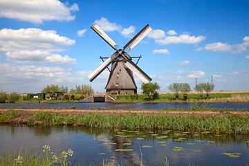 Poster Molens Windmills