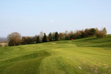 Golf Playing Ground
