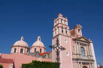 Parroquia Santa María de la Asunción Tequisquiapan Mexico