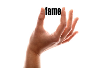 Less fame metaphor